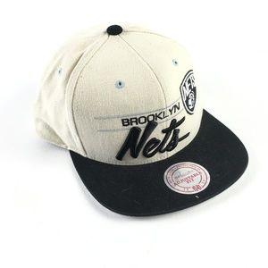 NBA Brooklyn Nets Strapback Hat X9216308